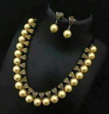 pearls necklace making images Pearl necklace jewellery pinterest pearl necklace pearls jpg