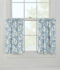 Blue Kitchen Curtains Kitchen Curtains U0026 Kitchen Valances Country Curtains