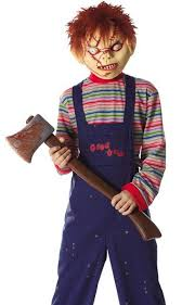 of chucky costume kids chucky doll costume seed of chucky boys costume