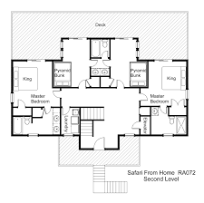 lighthouse home floor plans oceanfront vacation rental safari from home