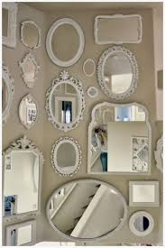 Shabby Chic Bathroom Cabinet With Mirror by Best 25 Shabby Chic Salon Ideas On Pinterest Shabby Chic