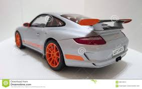 porsche sports car models porsche gt3 rs sports car silver orange rims editorial stock photo