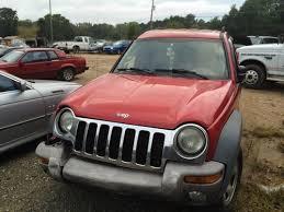 jeep liberty 2003 4x4 2003 jeep liberty 4x4 parts car miller import parts
