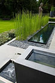 Contemporary Backyard Landscaping Ideas by Modern Landscaping By Anthony Paul Landscape Design Architecture