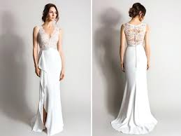 column wedding dresses unique column wedding dress and column wedding dress with lace v