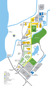 University Of Washington Campus Map by Maps Contacts And Info Uc Merced Campus Map Resources For