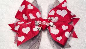 tulle hair bows angie s bows and more handmade boutique hair bows