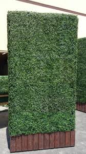 another one what a beauty artificial boxwood hedge panel to be