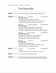 Free Resume Software Download Best Free Resume Software Sample Resume123