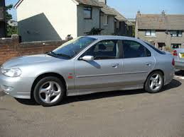 2000 ford mondeo st 24 v6 silver manual becoming rare swap or