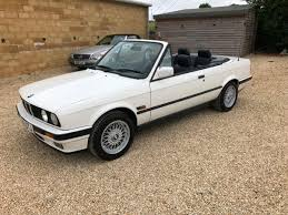 bmw e30 325i convertible for sale used 1990 bmw e30 3 series 82 94 for sale in midlands