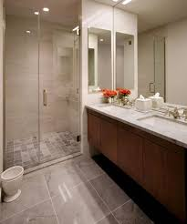 Universal Design Kitchen by Universal Design Bathrooms Roll Under Sink With Large Mirrors In