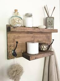 Towel Rack Ideas For Bathroom Best 25 Bathroom Towel Racks Ideas On Pinterest Pallet For Mounted