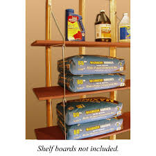 uick shelf hangers three shelf 16