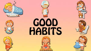 good habits at clipart clipartxtras