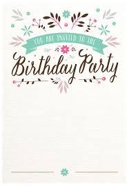 printable party invitations birthday invites europe tripsleep co