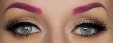 tips to dye eyelashes and eyebrows at home womens magazine