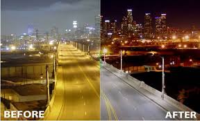 seattle city light change of address leds expected to change the night skies of major u s cities