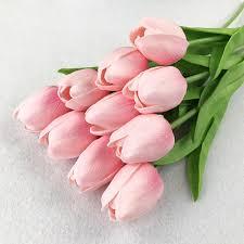 wedding flowers tulips 1pcs artificial flowers tulips bouquets party artificial flowers