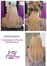 la hair extensions hair styling extensions abl clinic