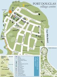 map port tourism port douglas australia maps of port douglas