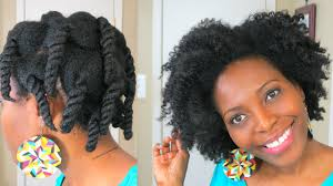 how to maintain a twist out natural hair nighttime morning