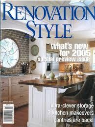 Home Renovation Magazines Press And Praise Mosaik Design