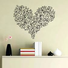 vinyl wall art art galleries in vinyl wall art decals life is adhesive wall art nz adhesive wall art hobby lobby flowers heart shaped beautiful pattern wall stickers vintage design home decor vinyl self adhesive wall