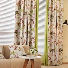 Country Curtains Floral Curtains Modern Country Curtains Blackout Curtains For The