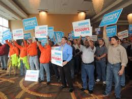 building trades rally for keystone xl pipeline the labor tribune