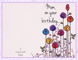 mom birthday card ideas free printable invitation design