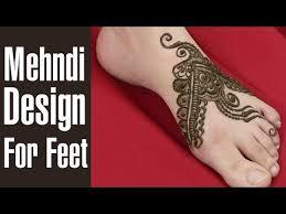 best foot mehandi designs our top 10