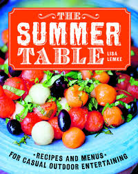Summer Lunch Ideas For Entertaining Cookbook Review