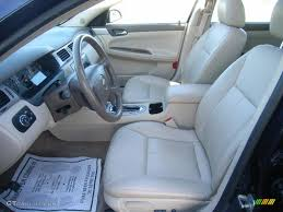 2003 Chevy Impala Interior Neutral Beige Interior 2008 Chevrolet Impala Ltz Photo 38519107