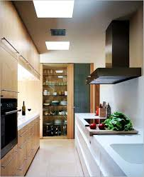 kitchen desaign galley small modern kitchen design ideas 16