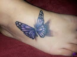48 unique butterfly tattoos on
