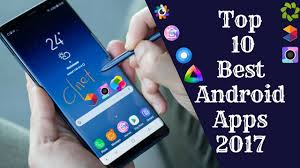 coolest android apps top 10 android apps 2017 best android apps review december