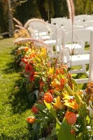 Fall Wedding Aisle Decorations - 57 fall wedding aisle decor ideas happywedd com fall wedding