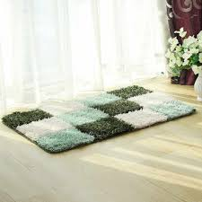 popular chenille shag rug buy cheap chenille shag rug lots from 50 80cm microfiber door mats soft big carpets bedroom strip soft big non slip