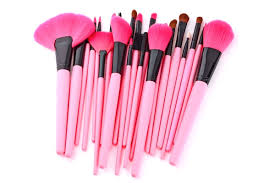 how to clean makeup brushes vinegar