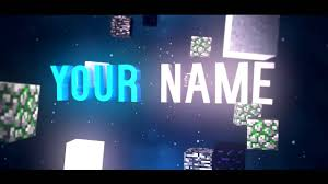 free 3d minecraft intro template 9 cinema 4d u0026 after effects