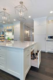 how to an kitchen island gorgeous kitchen island sat upon stained oak hardwood floors