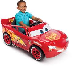 toddler battery car disney pixar cars 3 lightning mcqueen 6v battery powered ride on