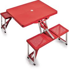 Plastic Folding Picnic Table Outdoor Patio Tables Ideas