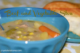 crystalandcomp easy recipes beef and vegetable stew crystalandcomp com