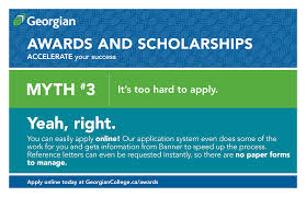 When Do College Award Letters Come Out Awards And Scholarships Georgian College