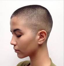 bald women haircuts photos bald women haircuts buzz cuts black hairstle picture