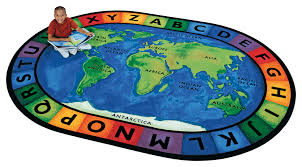 circletime around the world carpets for