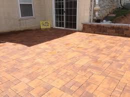 Cost Of Paver Patio Or Cost Of Paver Patio Or Stamped Concrete Patio Outdoor Decoration