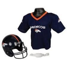Football Player Halloween Costume Kids Childs Nfl Giants Helmet Uniform Nfl Football Players